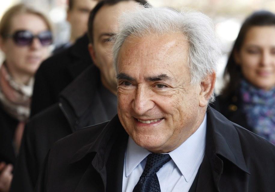 Dominique Strauss-Kahn /STR /PAP/EPA