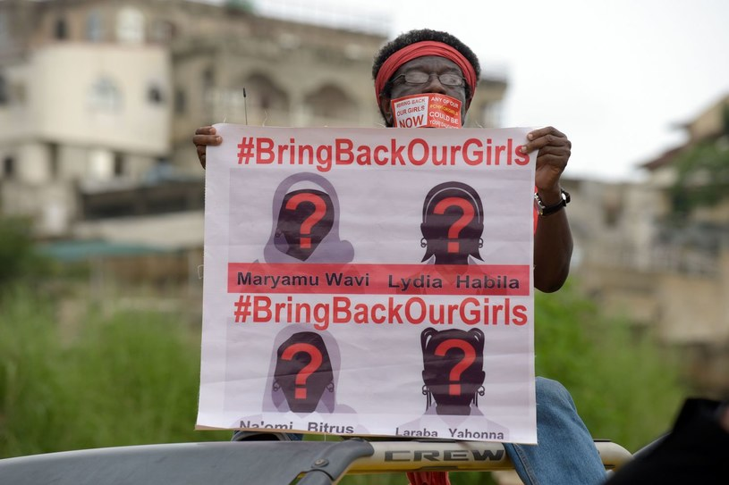 Domniemani bojownicy islamistycznej organizacji Boko Haram uprowadzili co najmniej 25 dziewcząt z odległej miejscowości w północno-wschodniej Nigerii /AFP
