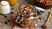 Domowa granola. Zacznij dzień od zdrowego śniadania