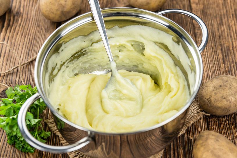 Domowa maseczka z ziemniaków może okazać się bardzo pomocna /123RF/PICSEL