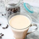 Domowa śmietanka do kawy z oleju kokosowego