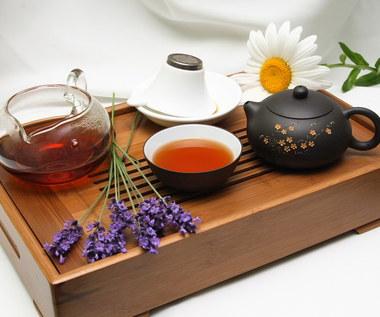 Domowe herbatki dla dbających o zdrowie