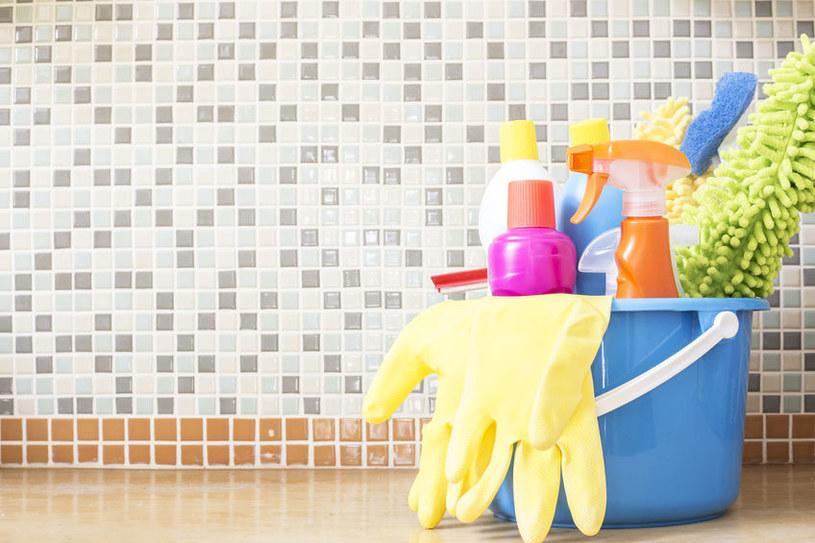 Domowe odkażanie /©123RF/PICSEL