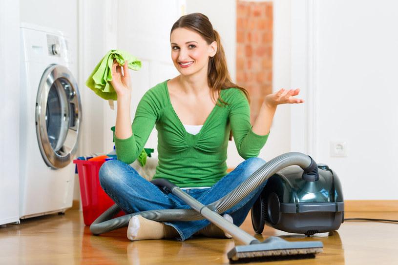Domowe porządki mogą być dziecinnie proste /123RF/PICSEL
