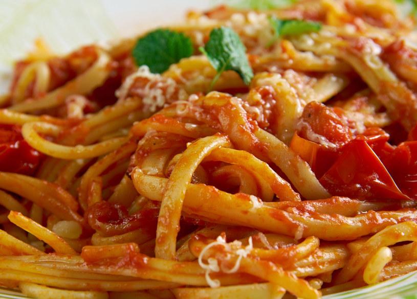 Domowe spaghetti /123RF/PICSEL