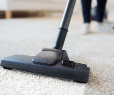 Domowe sposoby na czysty dywan