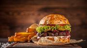 Domowy hamburger z polędwicą