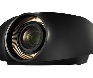 Domowy projektor z rozdzielczością 4K