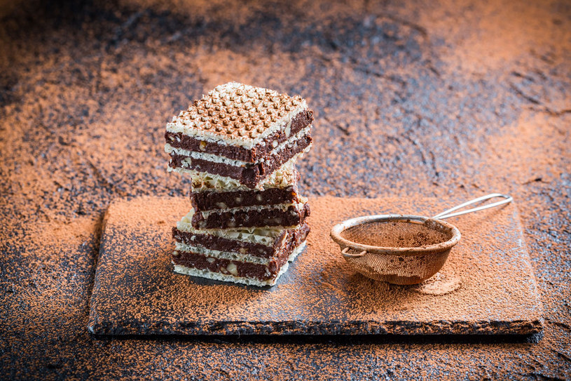 Domowy tort pischinger /123RF/PICSEL