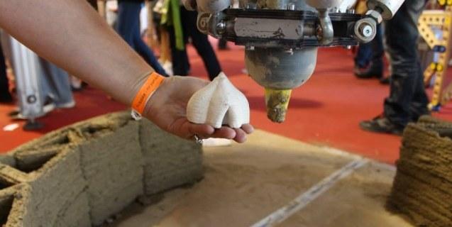 Domy dla bezdomnych prosto z drukarki 3D /materiały prasowe