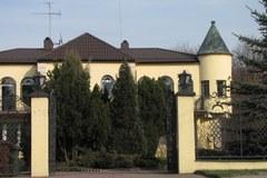 Domy polskich Romów pod Łodzią