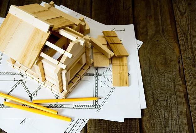 Domy z drewna - alternatywa dla domów murowanych? /©123RF/PICSEL
