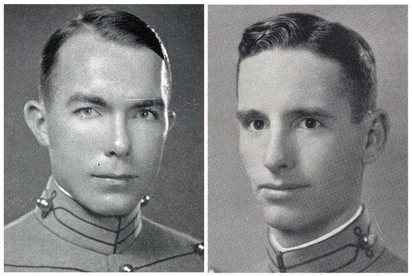 Donald B. Stewart i ppłk. John H. Van Vliet jr. widzieli w lesie zwłoki polskich wojskowych /East News