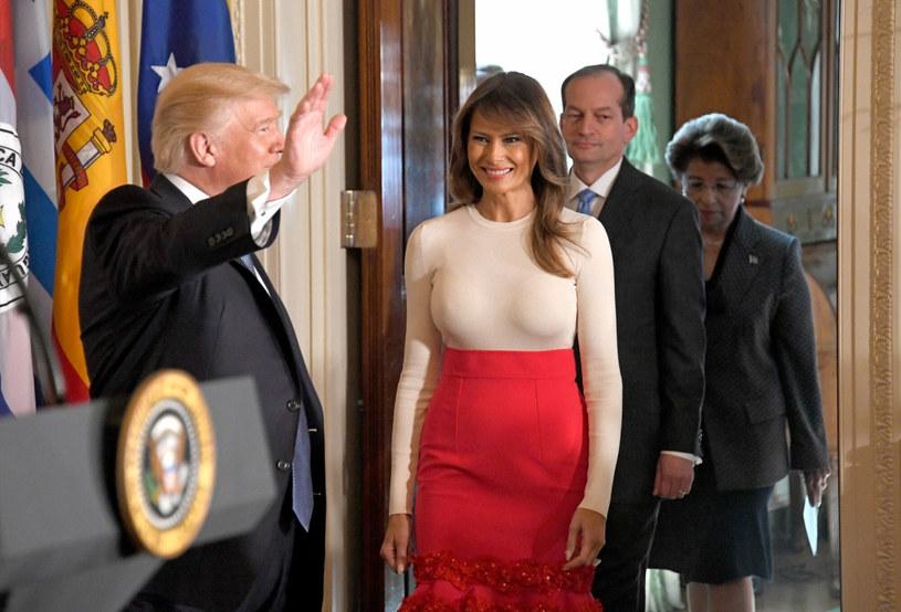 Donald i Melania /BACKGRID /East News