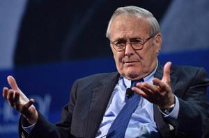 Donald Rumsfeld i iracki szwindel