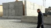 Donald spotyka się z polskimi żołnierzami w Afganistanie
