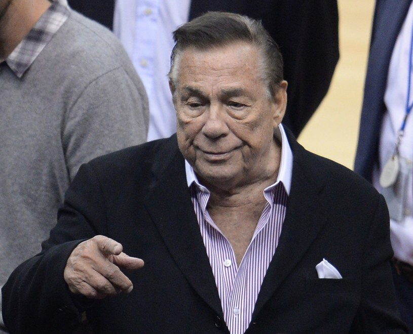 Donald Sterling /AFP