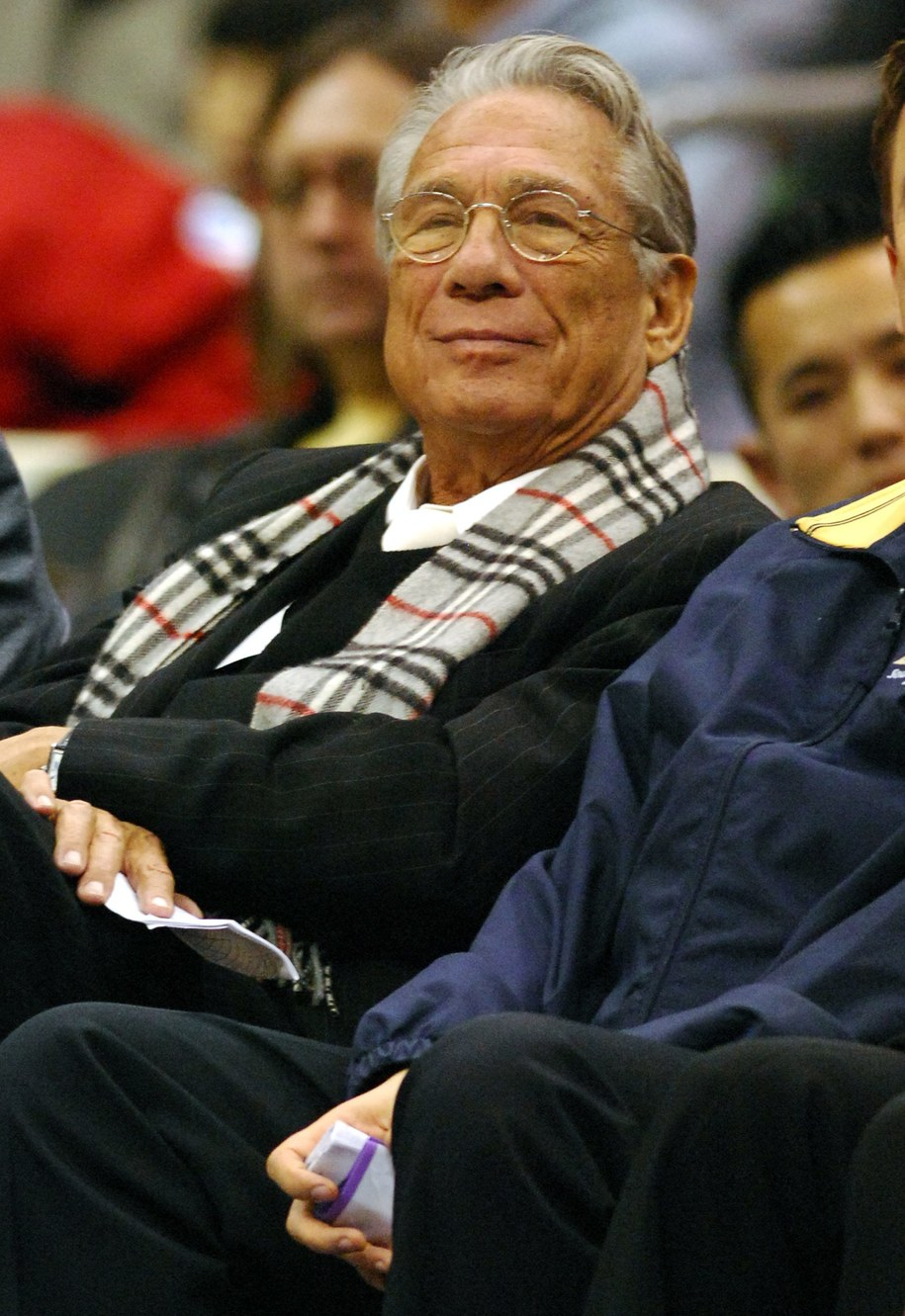 Donald Sterling / 	PAP/Newscom Image of Sport    /