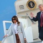 Donald Trump dotarł do Helsinek. Spotka się z Władimirem Putinem