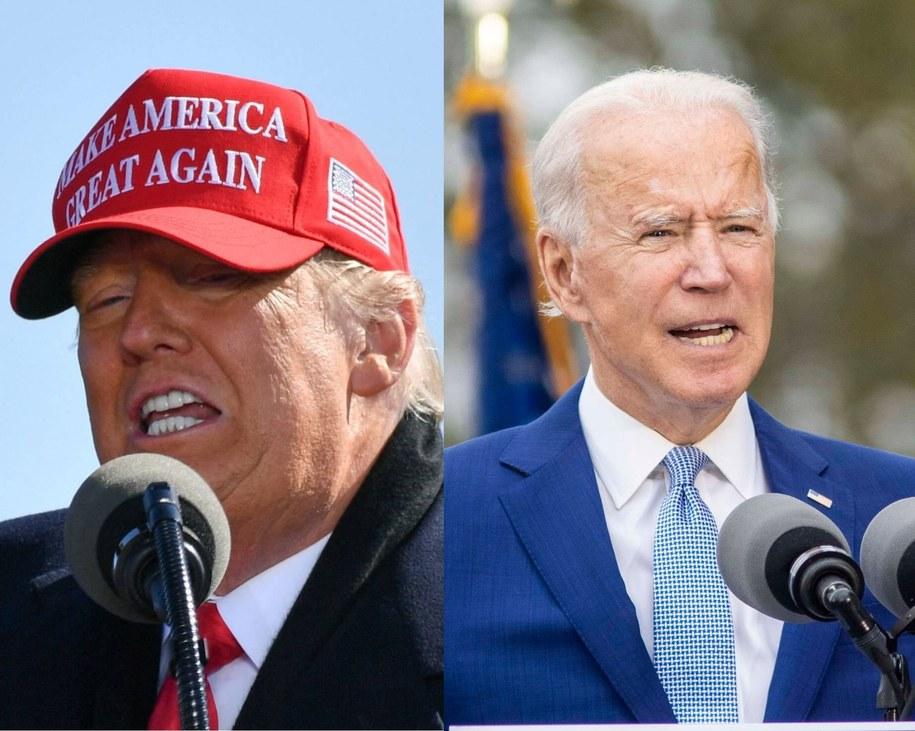 Wybory prezydenckie w USA. Jakie poglądy mają Trump i Biden? - RMF 24