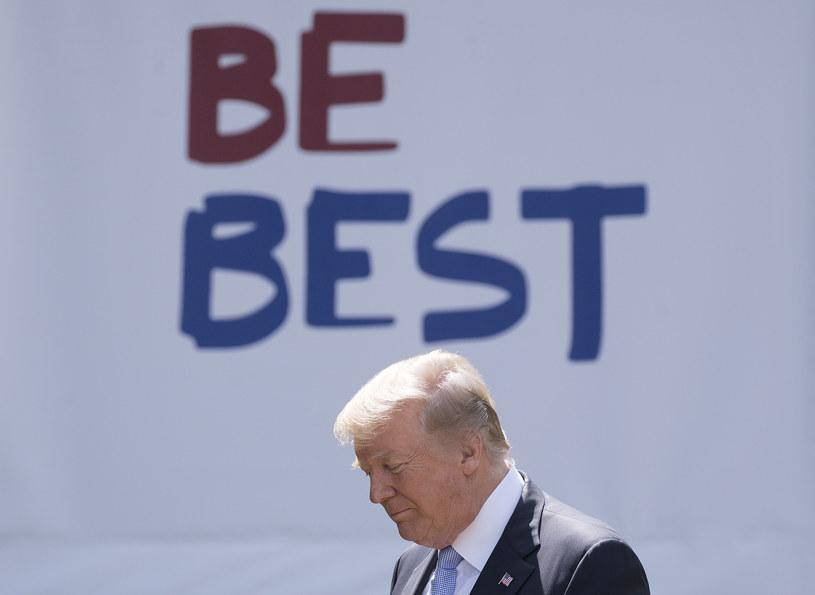 Donald Trump na razie wygrywa w Pensylwanii. Czy utrzyma przewagę? /AFP