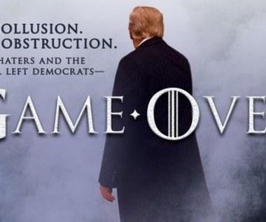 Donald Trump: Nie było żadnego utrudniania śledztwa! Koniec gry!