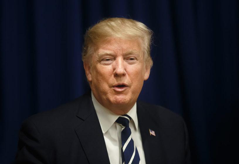 Donald Trump niżej w rankingu najbogatszych /123RF/PICSEL