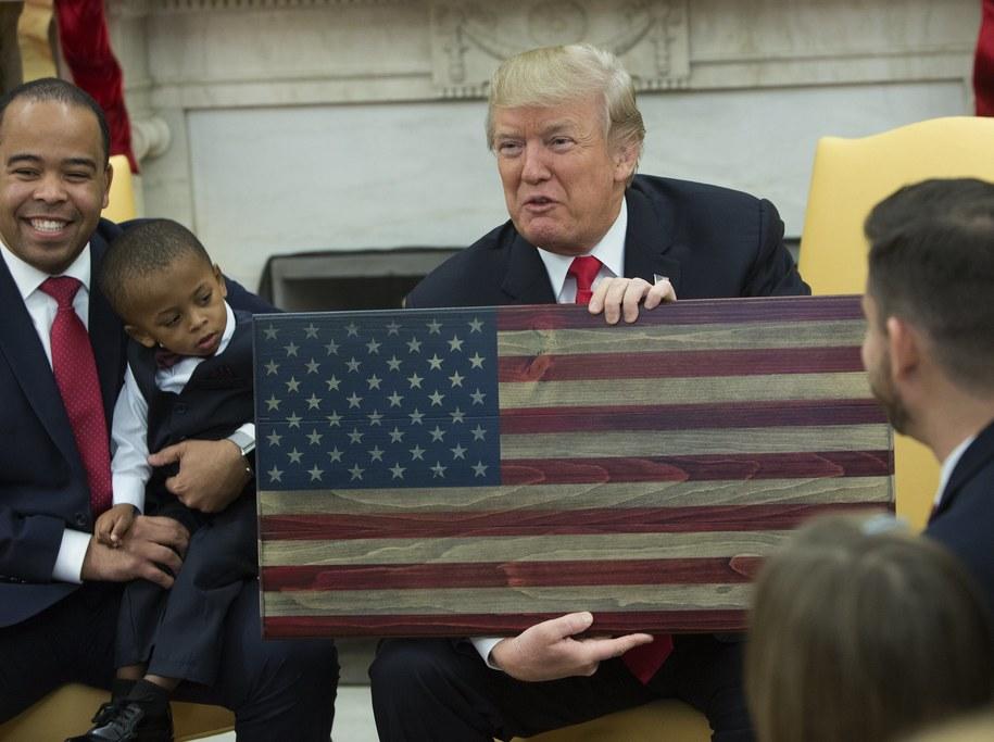 Donald Trump ogłosi decyzję o uznaniu Jerozolimy za stolicę Izraela /CHRIS KLEPONIS / POOL /PAP/EPA