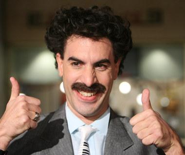 Donald Trump skomentował film o Boracie