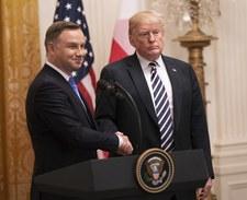 Donald Trump spotka się z Andrzejem Dudą. Znamy datę