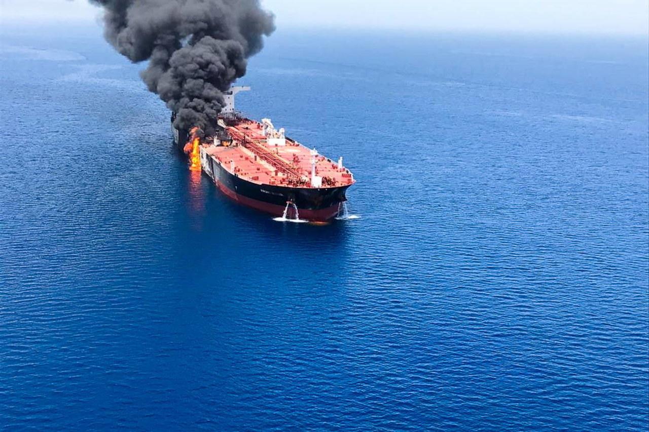 Donald Trump: To Iran dokonał ataku na tankowce w Zatoce Omańskiej