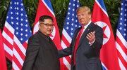 Donald Trump zasalutował północnokoreańskiemu generałowi