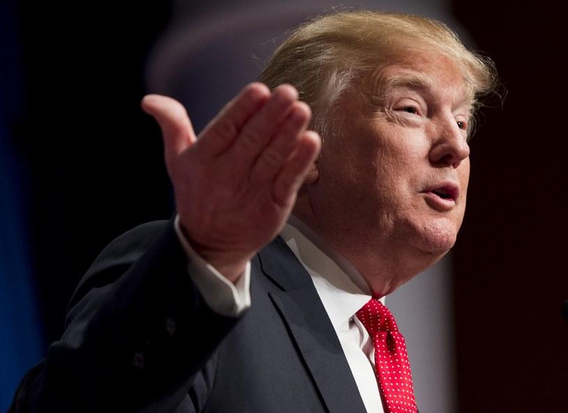 """Donald Trump został nazwany """"mistrzem populistów"""" /AFP"""