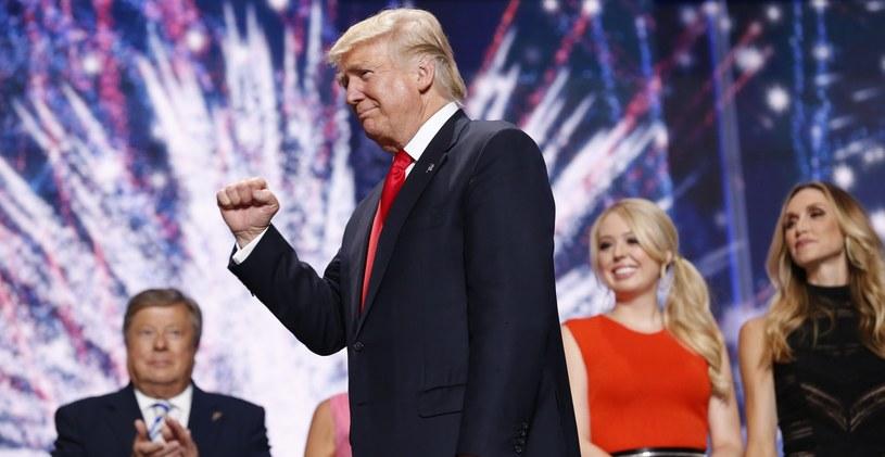 Donald Trump /PAP/EPA