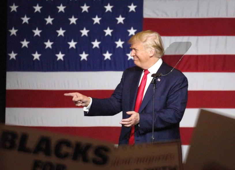 Donald Trump /CRISTOBAL HERRERA /PAP/EPA
