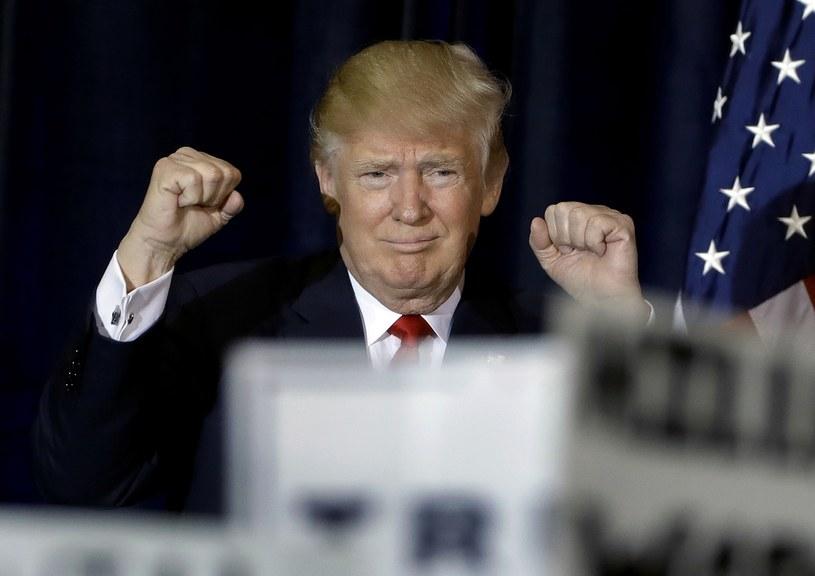 Donald Trump /AP /East News