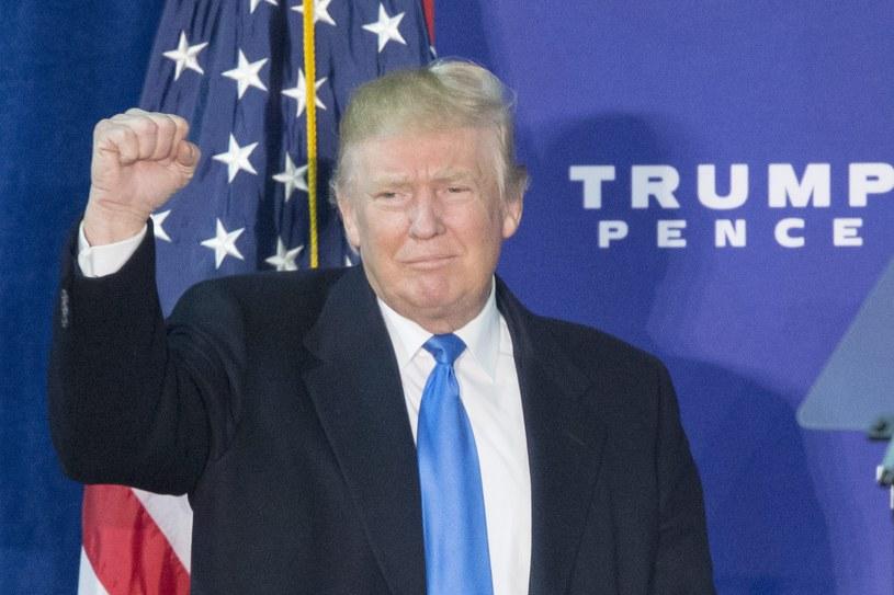 Donald Trump /MICHAEL REYNOLDS    /PAP/EPA