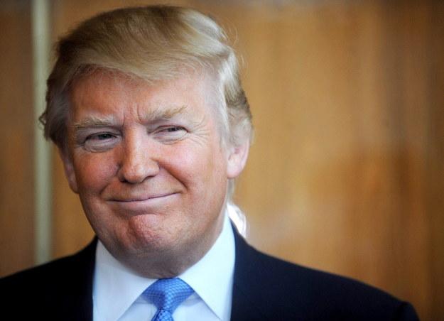 Donald Trump /PAP/Photoshot/Dennis Van Tine    /PAP/EPA
