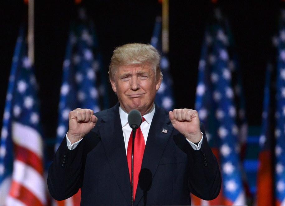 Donald Trump /Yin Bogu /PAP/EPA