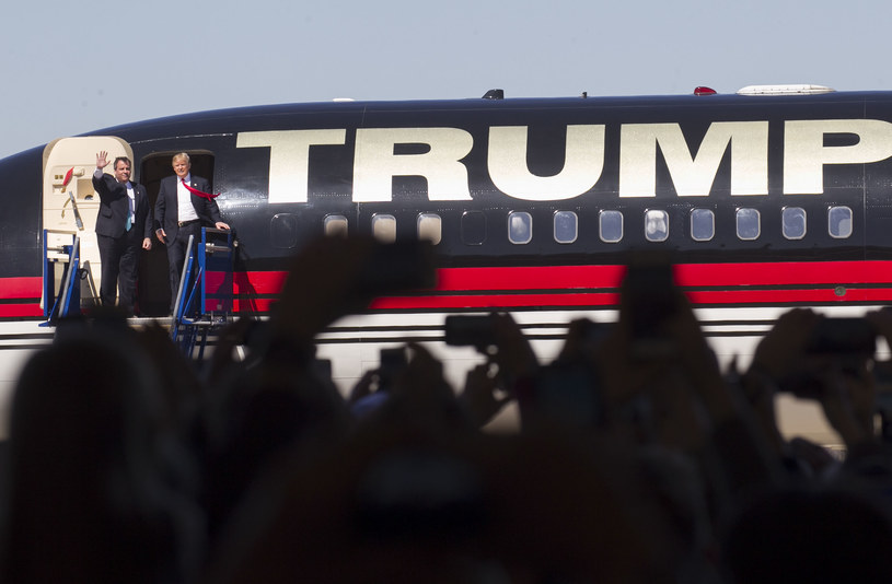 Donald Trump /Benjamin Krain / GETTY IMAGES NORTH AMERICA /AFP