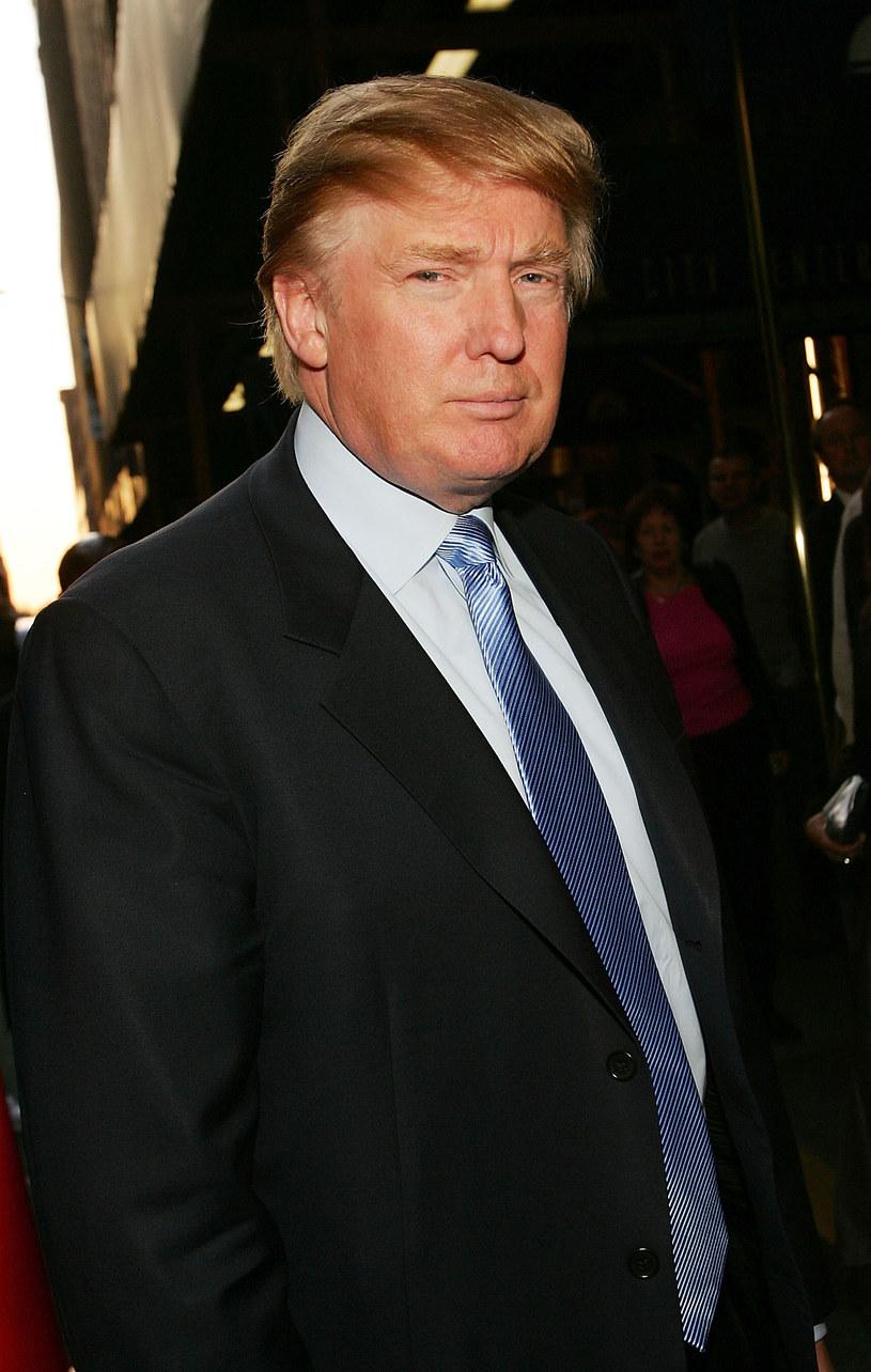 Donald Trump /Evan Agostini /Getty Images