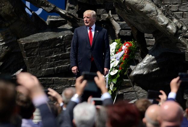 Donald Trump /Jakub Kamiński   /PAP