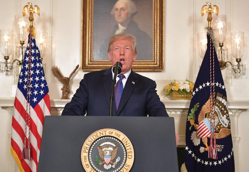 Donald Trump /MANDEL NGAN /AFP