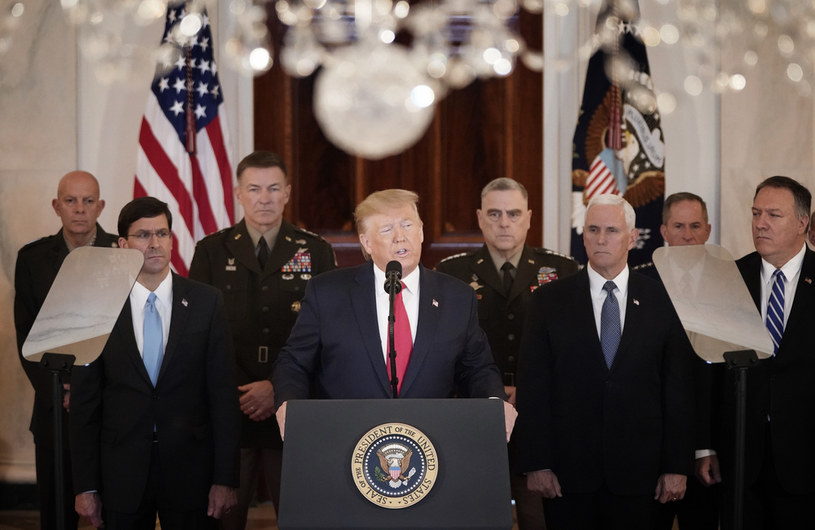 Donald Trump /Win McNamee /Getty Images