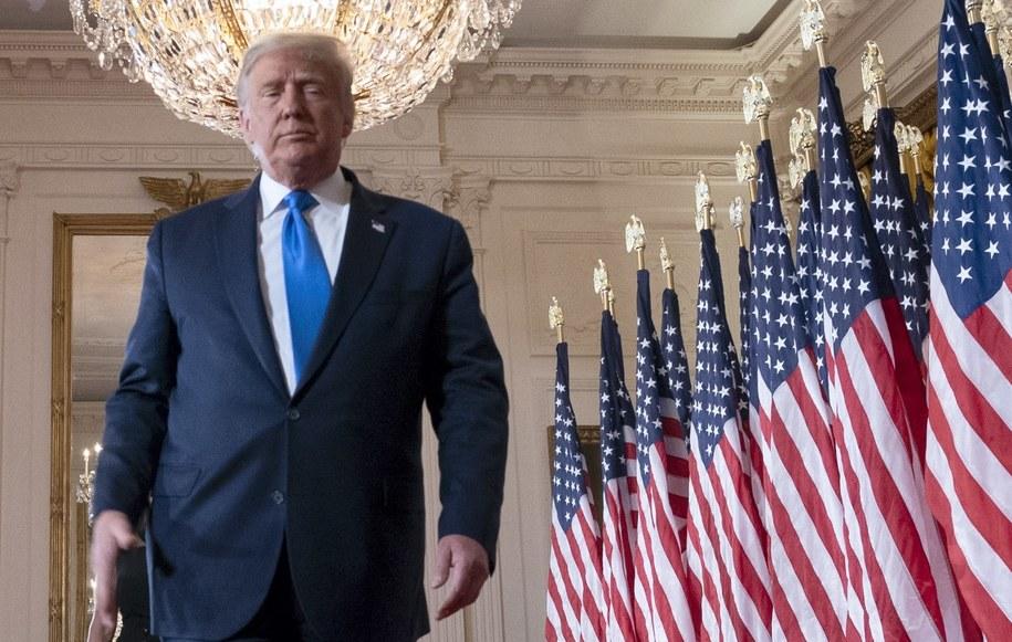 Donald Trump /EPA/Chris Kleponis / POOL /PAP/EPA