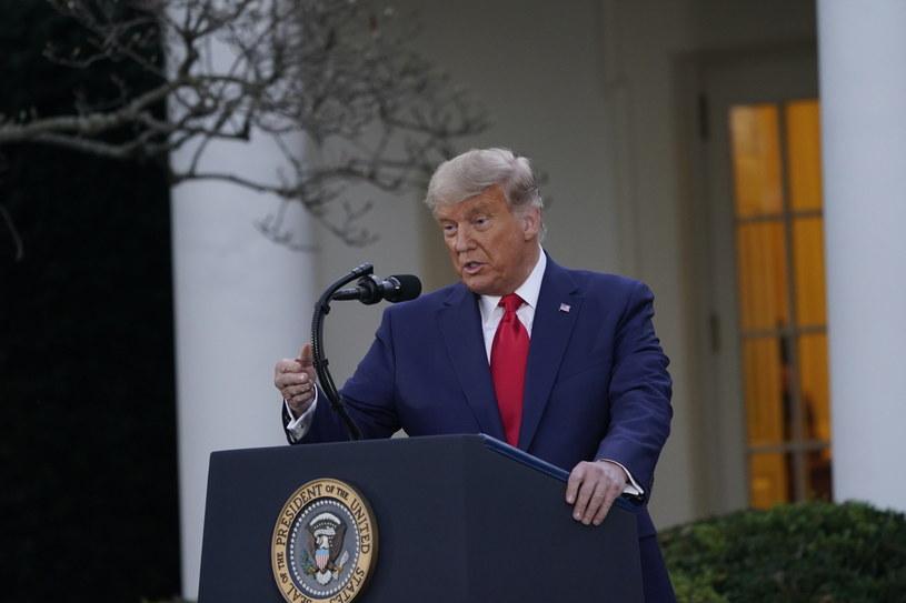 Donald Trump /EPA/Chris Kleponis / POOL /PAP