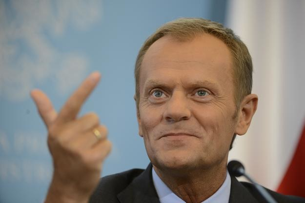 Donald Tusk: - Budżet został skonstruowany odpowiedzialnie /PAP