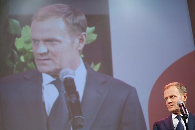 Donald Tusk/fot. Krystian Maj /Reporter