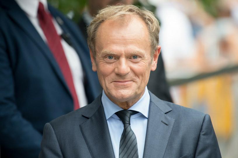 Donald Tusk ma wrócić na stanowisko przewodniczącego Platformy Obywatelskiej /Wojciech Stróżyk /Reporter