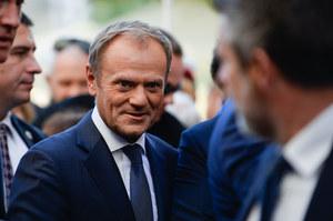 Donald Tusk na czele europejskiej centroprawicy